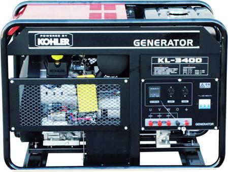 科勒发电机KL-3400 科勒发电机20千瓦三相