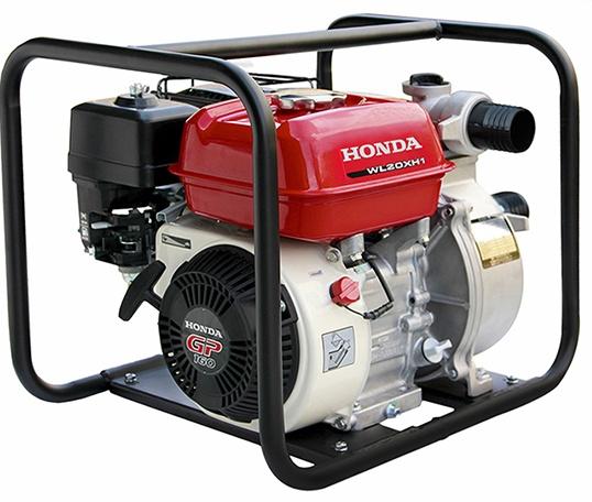 本田水泵WL20XH 本田清水泵 本田2寸自吸泵