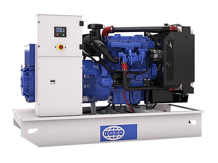 英国威尔信柴油发电机组P66-1A 威尔信发电机三相60KW