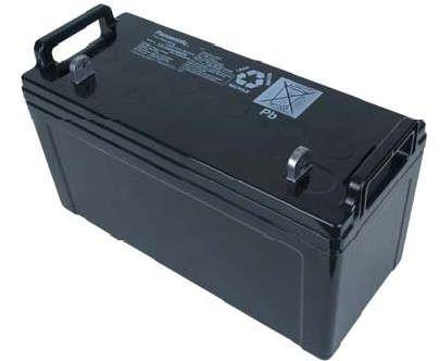 松下蓄电池LC-P12100 松下免维护蓄电池12V100AH