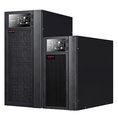山特(SANTAK) 山特C1K ups主机不间断电源在线式稳压1000VA/800W