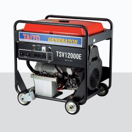 日本大洋发电机TSV12000E 大洋发电机单相10KW
