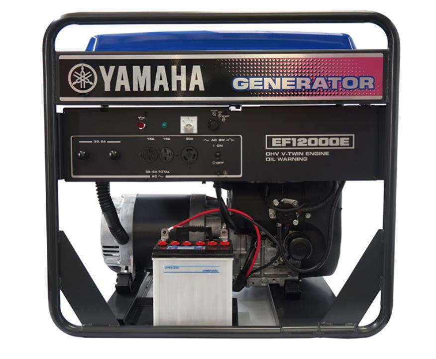 日本原装进口雅马哈发电机 雅马哈汽油发电机单相三相系列