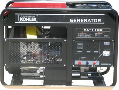 美国科勒发电机 KL系列 汽油单相三相6-18KW输出