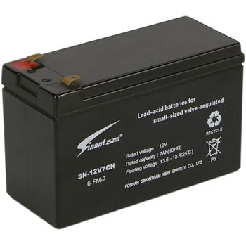 12V7AH蓄电池 免维护蓄电池厂家