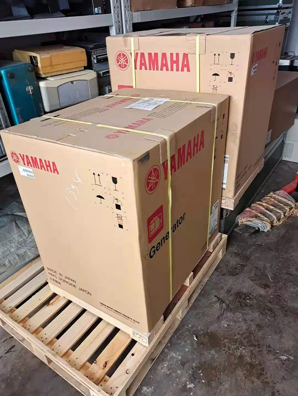 雅马哈汽油发电机EF13500TE交付部队