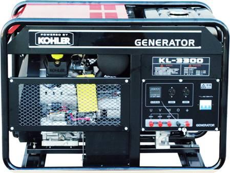 美国科勒汽油发电机KL-3300