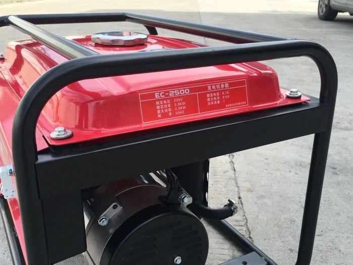 本田动力发电机 汽油单相2KW手启动