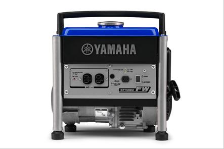 便携式雅马哈发电机EF1000FW 700/220V手启动