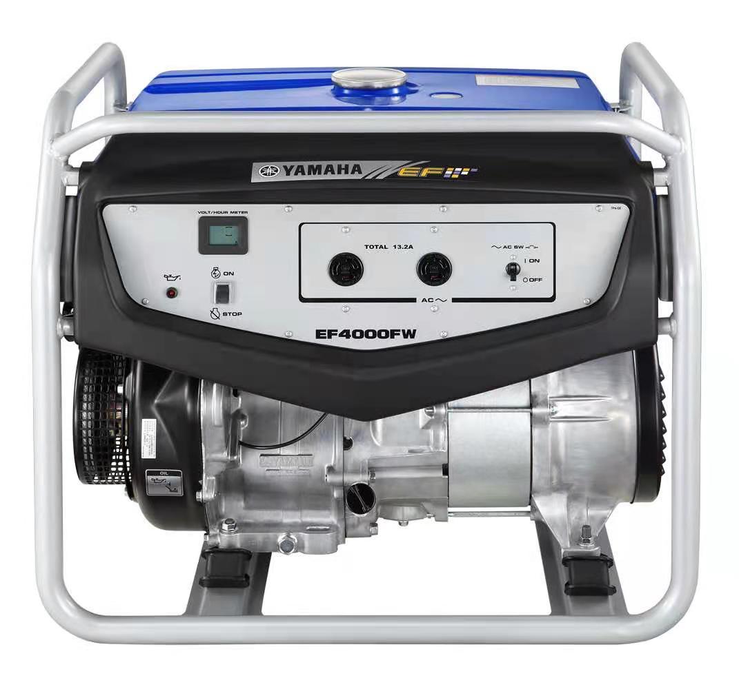 雅马哈原厂发电机EF4000FW 手启动3KW/220V