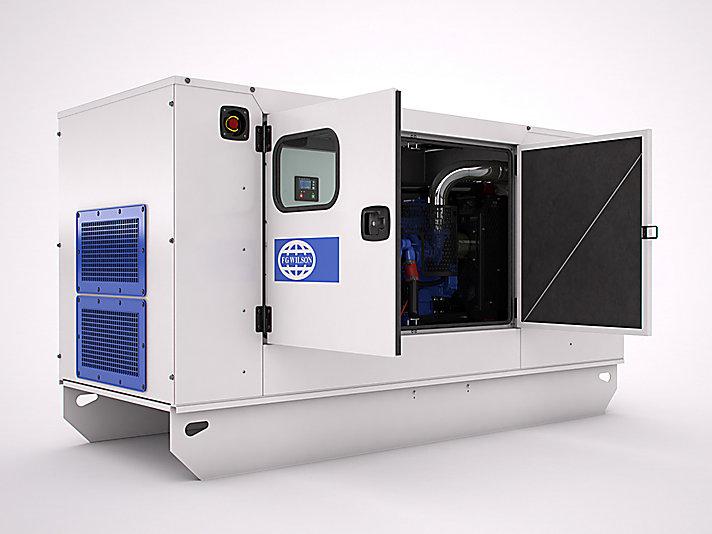 西安静音发电机组 静音箱发电机 集装箱发电机组