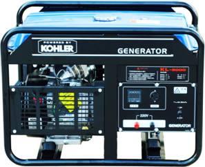 科勒6KW发电机 6千瓦科勒三相发电机组