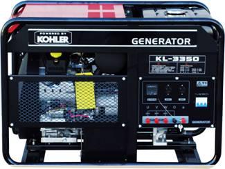 KOHLER科勒16KW发电机 科勒汽油三相发电机16千瓦