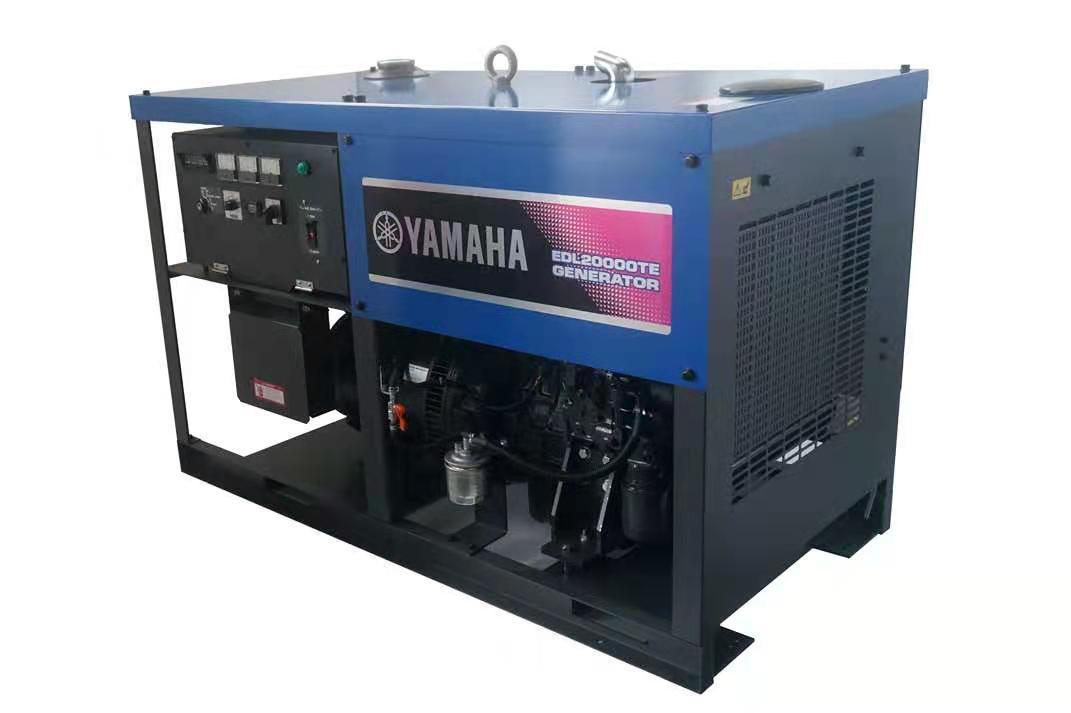 西安雅马哈发电机