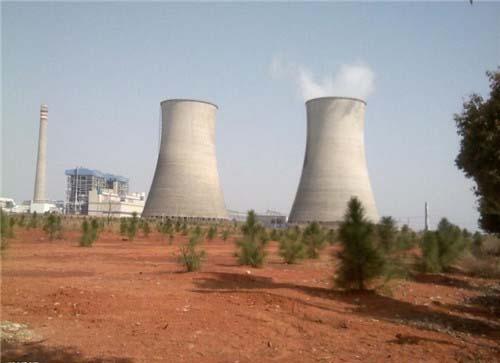 新疆某電廠合作案例