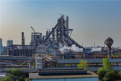 四川某鋼廠合作案例