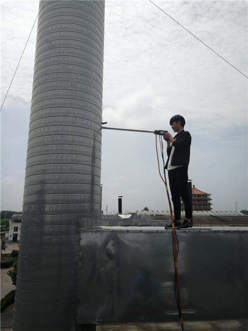 河南环境检测案例