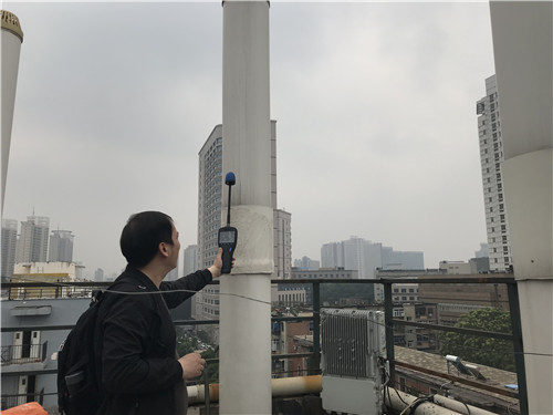 河南辐射检测公司