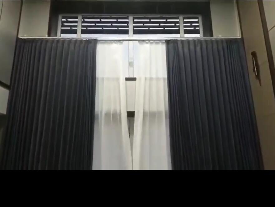 电镀升价加开合窗帘安装