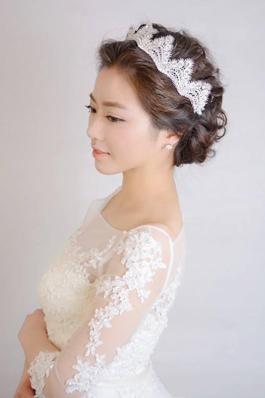 新娘实用妆