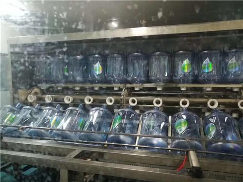 河南纯净水设备厂家合作案例展示