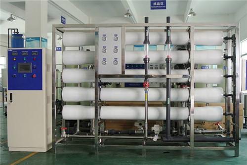 河南纯净水设备
