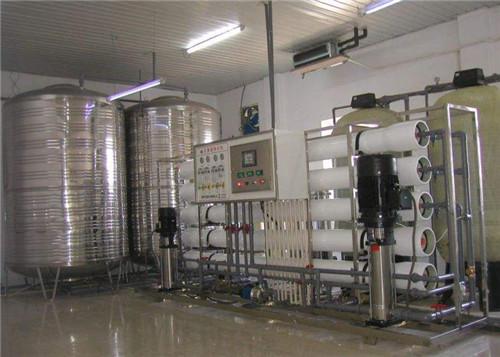 河南纯净水设备厂家