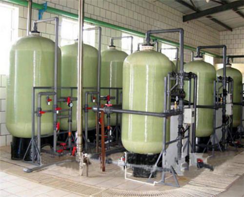 河南软化水设备