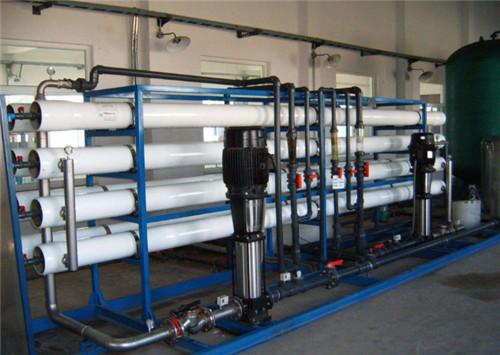 冬季在清洗纯净水设备时候要注意哪些问题呢