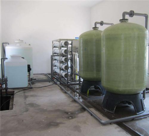 水处理设备在进行清洗保养的时候这两个方法要注意了