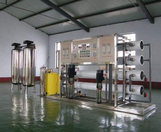 河南纯净水处理设备的操作和日常维护