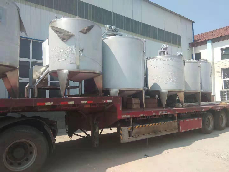 车用尿素设备配方及生产流程