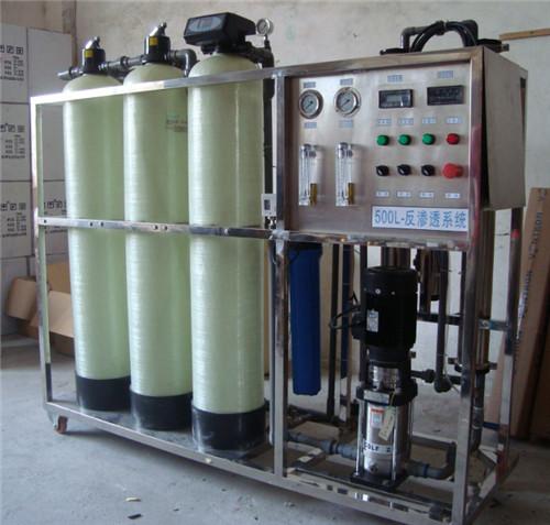 河南水处理设备
