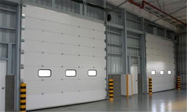 河南工业提升门厂家