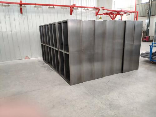 公司仓库「河南不锈钢柜子」