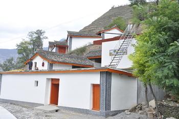 阆中建筑装修工程——精准扶贫项目
