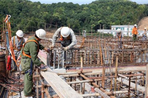 阆中建筑工程施工