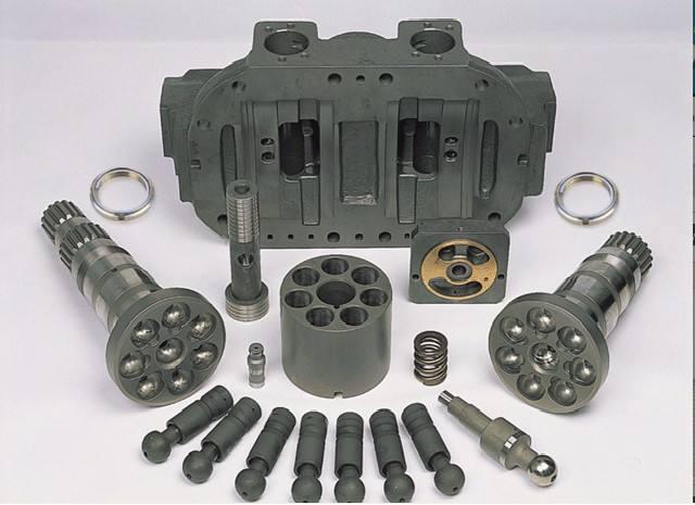 四川机械维修配件生产厂家生产车间环境