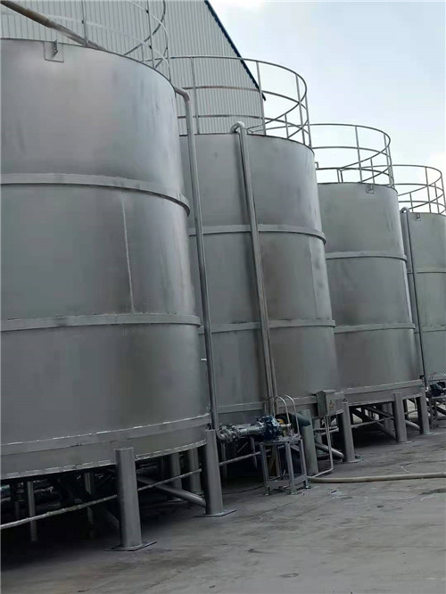 安徽油罐安装厂家案例