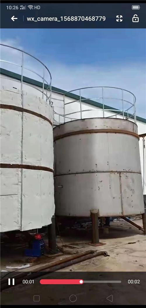 四川油罐成功案例