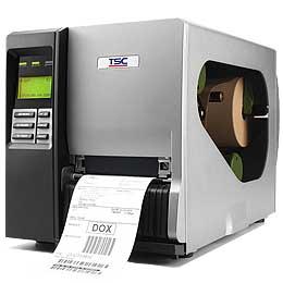 TSC 2410高速条码打印机