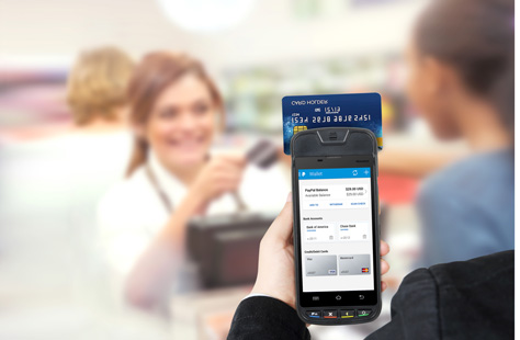 西安移动智能支付终端产品批发