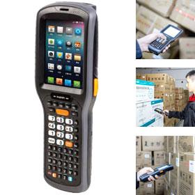 P5全键盘移动手持终端PDA