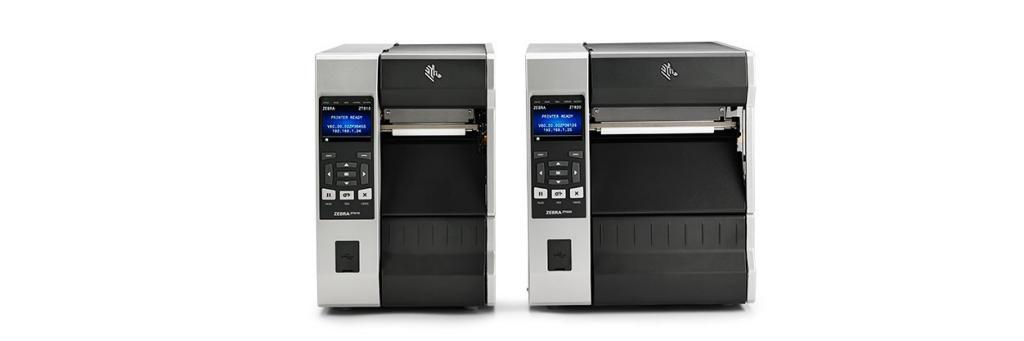 斑马ZT610 RFID电子标签打印机 工业打印机