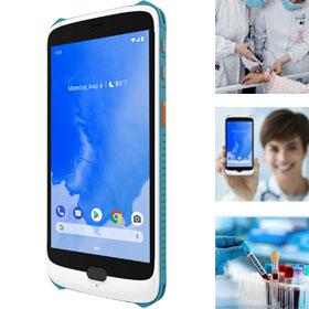 M8Y大屏医疗版移动智能终端 PDA 数据采集器 医院专用