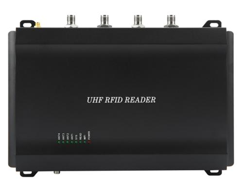 F5860-HV3.0高性能四通道读写器