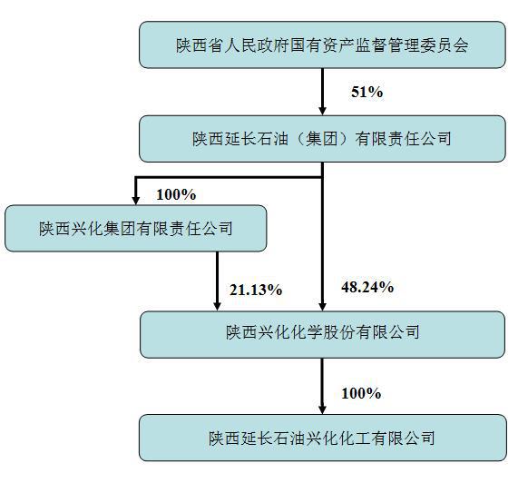 陜西興化化學股份有限公司