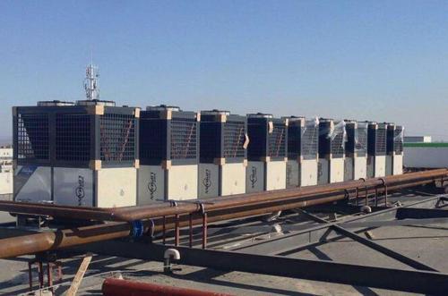 陝西空氣能采暖設備