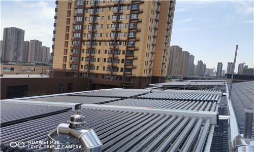 西安市滹坨村幼兒園太陽能熱水項目