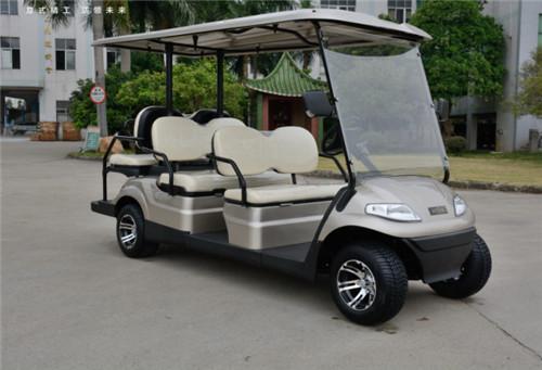 电动高尔夫球车KY-A627.4+2